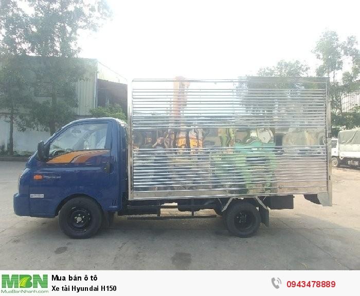 Xe tải Hyundai H150 2
