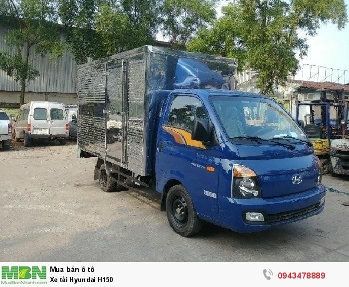 Xe tải Hyundai H150 3