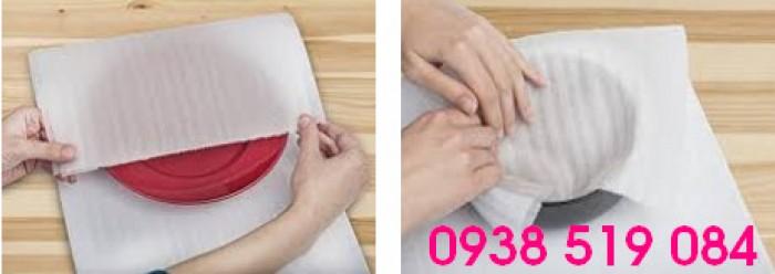 Mút PE cuộn tấm bọc lót đồ gỗ hàng hóa giá rẻ Long An Tiền Giang