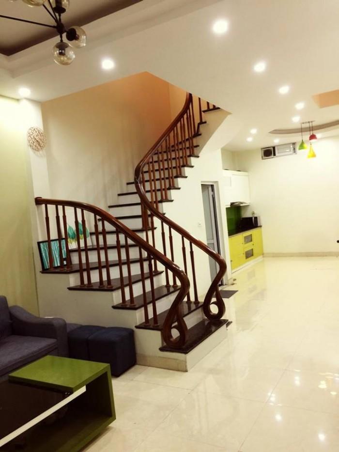 Bán nhà siêu đẹp phố Nguyễn Lân 45m2x4 tầng,giá 4,080 tỷ