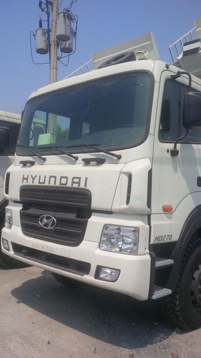 Xe Hyundai Ben HD270 Nhập khẩu Hàn Quốc