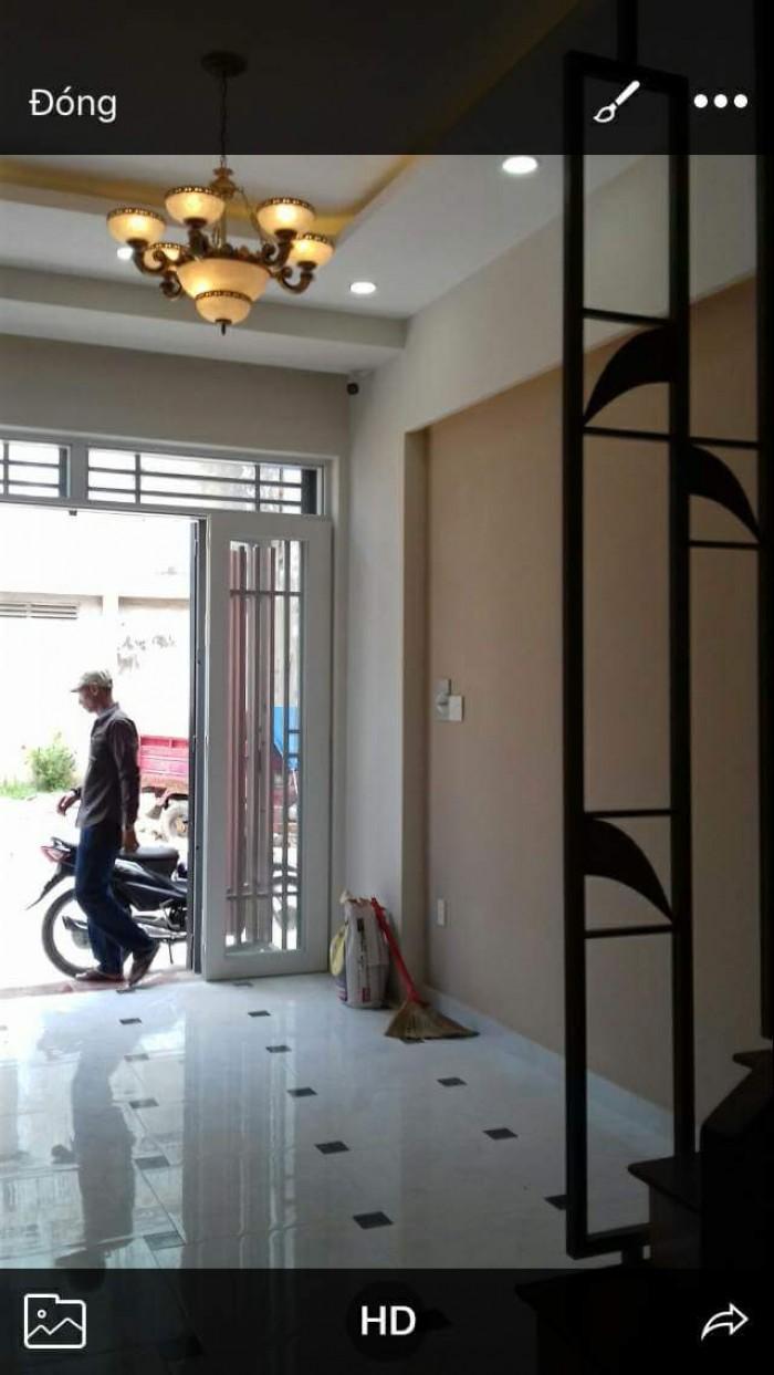 Bán Nhà đường Quang Trung Phường 10 Gò Vấp. 5mX10m. 50m2 x 3 lầu,
