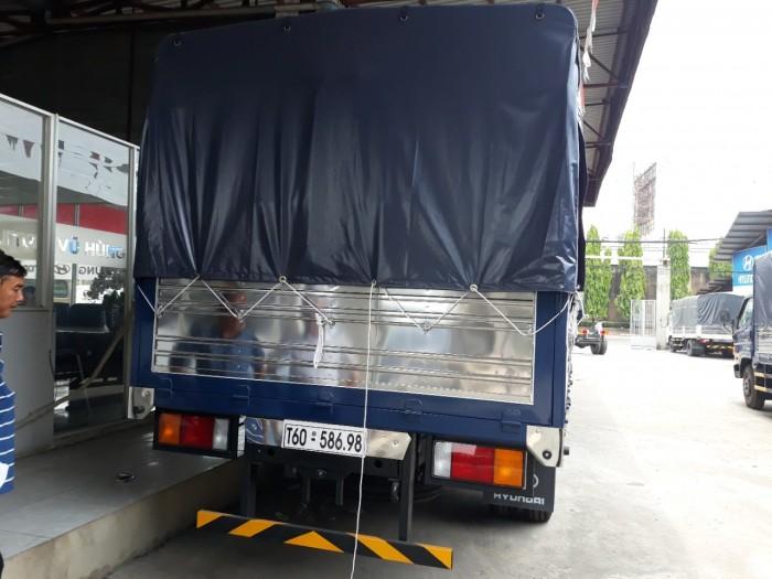 Có Dịch vụ đăng ký, đăng kiểm, cải tạo đóng thùng Xe tải Huyndai 120SL