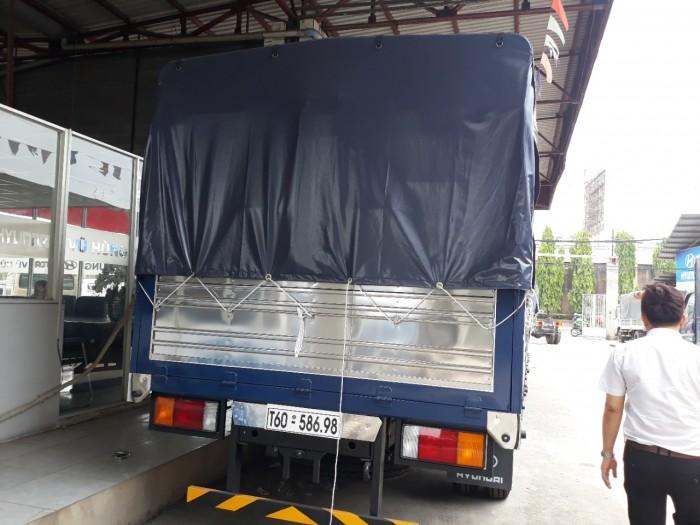 Giá xe tải Hyundai 120SL Xe Tải Huyndai 8 Tấn Thùng Mui Bạt dài 6m2  khuyến mãi ngay 15 triệu thuế trước bạ 4