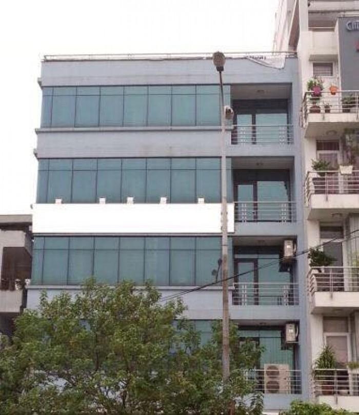 Bán nhà mặt phố Nguyễn Khoái Hai Bà Trưng, 176m2 7 tầng mặt tiền 10m 24 tỷ