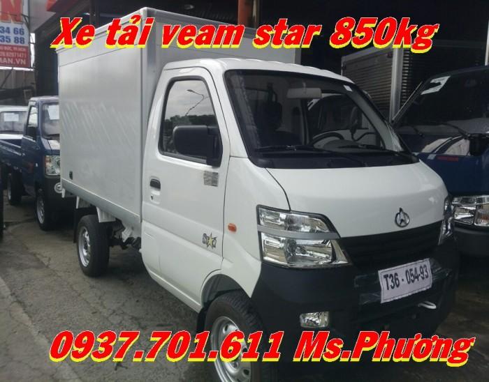 Xe Tải Veam Star 860kg ,2018 Giá Cực Ưu Đãi 5
