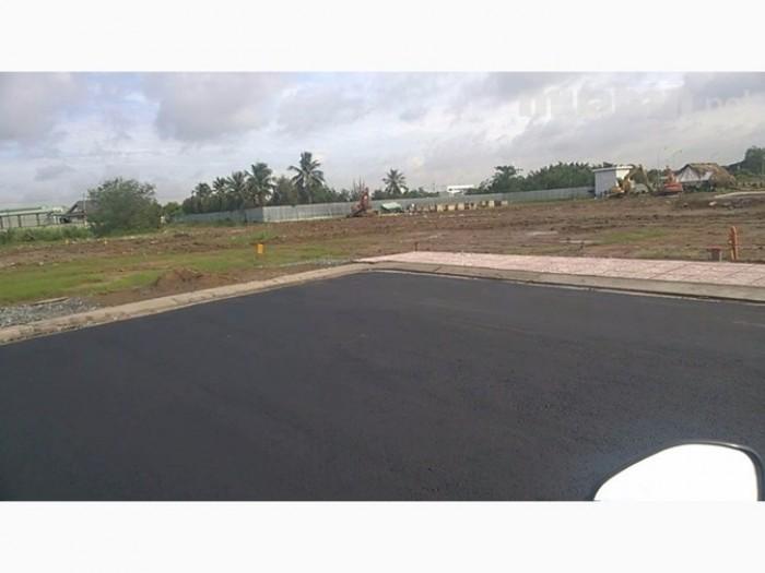 Đất mặt tiền quốc lộ 50, Tân Kim, Cần Giuộc