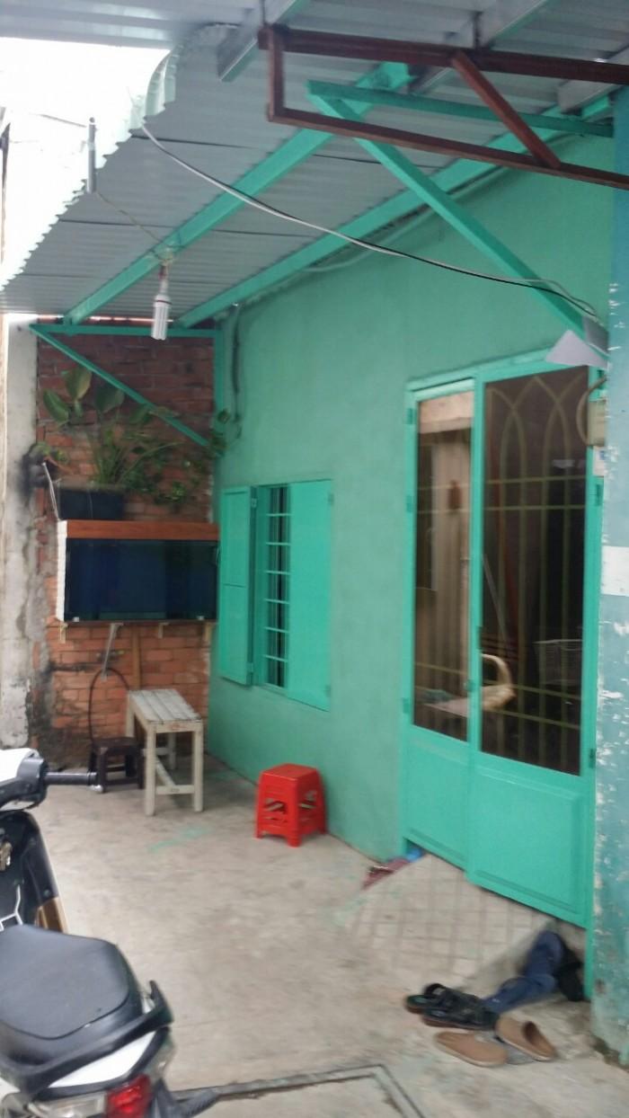 Nhà hẻm giá tốt đường Nguyễn Hữu Tiến  , DT 4m x 8,3m
