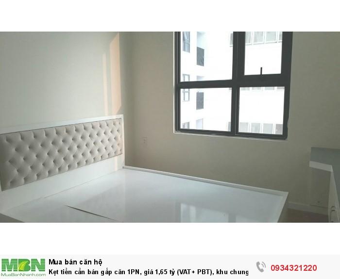 Kẹt tiền cần bán gấp căn 1PN, (VAT+ PBT), khu chung cư M- One Nam Sài Gòn