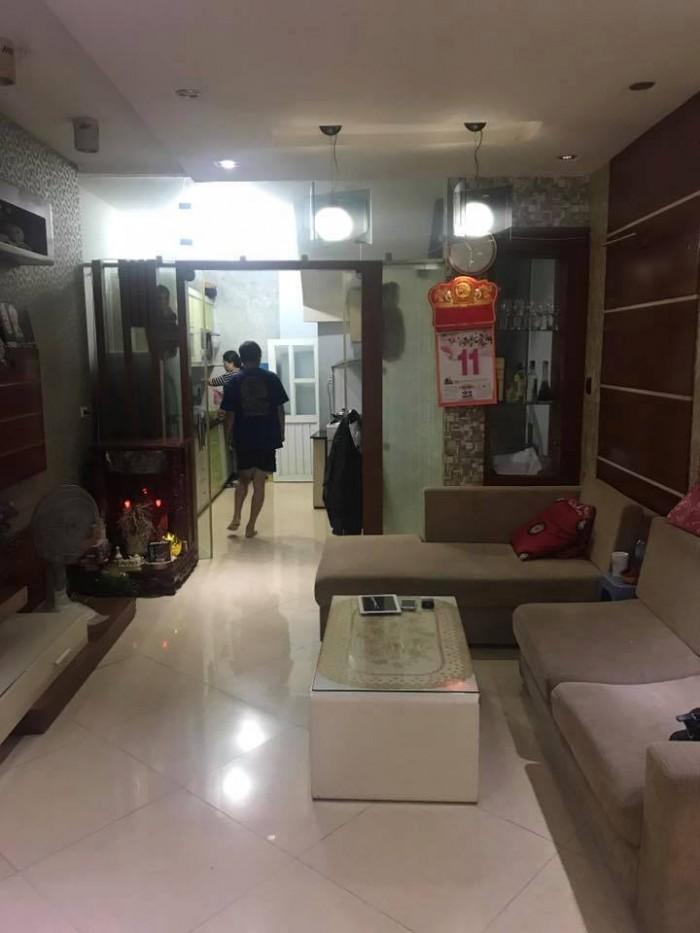 Bán nhà đẹp như mới! View Hồ 55m 4t mt 4.5m Khương Trung – Thanh Xuân, giá tốt.