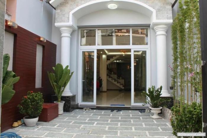 Bán Nhà Hxh Nguyễn Phi Khanh, Quận 1. Dt: 14x11m. 4 Lầu