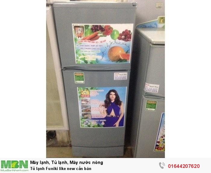 Tủ lạnh Funiki like new cần bán0