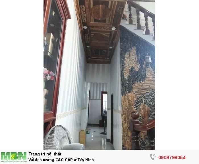 Vải dán tường CAO CẤP ở Tây Ninh