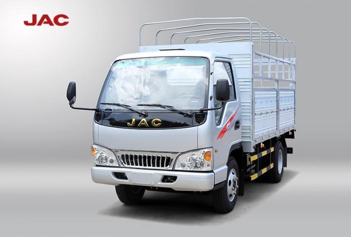 Xe tải JAC 2,4 tấn hỗ trợ trả góp giá ưu đãi