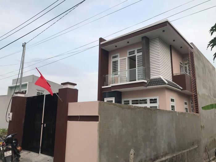 Bán nhà mới xây sổ riêng kp 9 P Tân Phong Biên Hoà