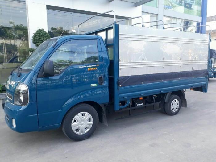 Xe K200 Thùng Mui Bạt
