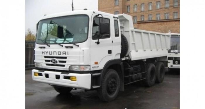 HYUNDAI BEN HD270 nhập khẩu Hàn Quốc, nguyên chiếc 3