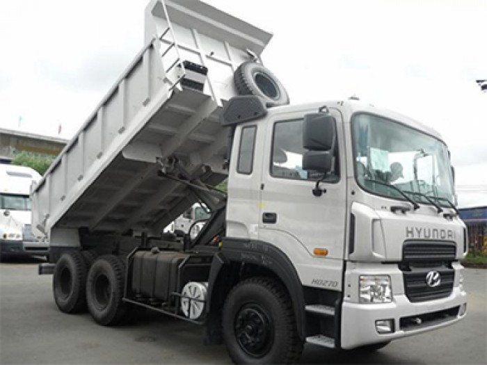 HYUNDAI BEN HD270 nhập khẩu Hàn Quốc, nguyên chiếc 0