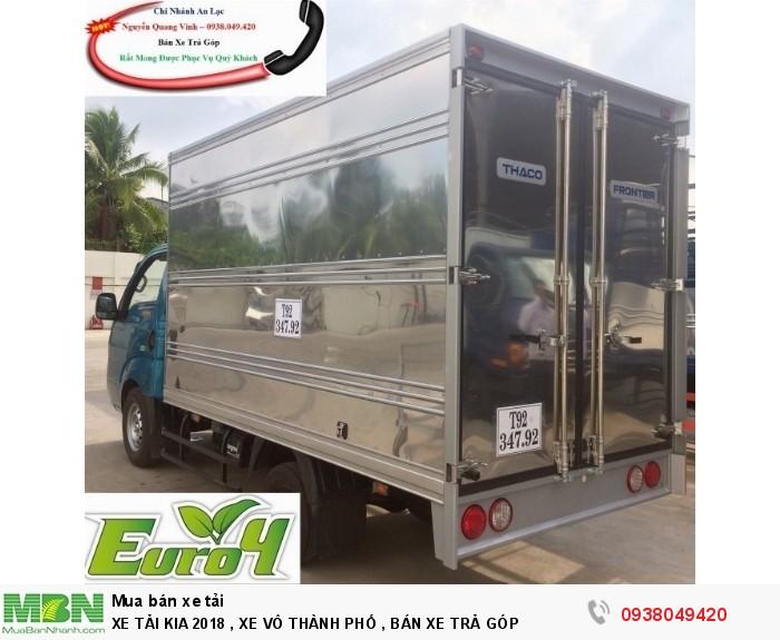 Xe Tải Thaco Kia K200 - Euro 4 - Mới nhất - Hổ trợ trả góp