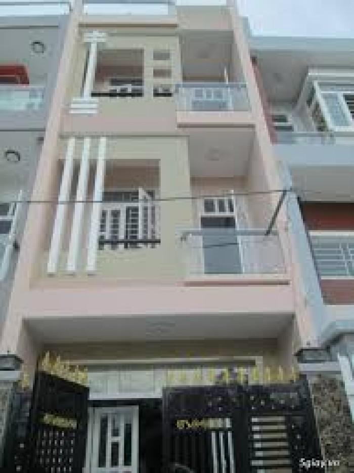 Quá Tiếc ! Bán nhà 126m2 ( 1 trệt 2 lầu ) MT Nguyễn Duy Dương Q5 – SHR  Giá bèo