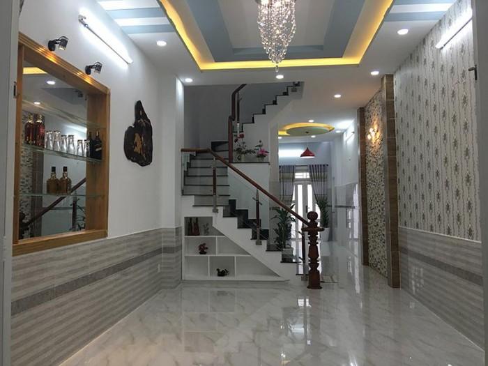Bán nhà Quang Trung, Phường 11, Gò Vấp 70 m2 giá 3.86 tỷ.