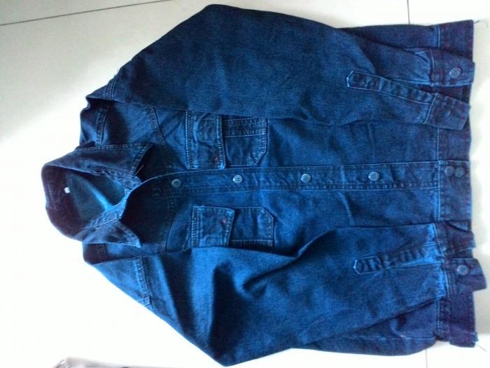 Quần áo bhlđ vải jeans