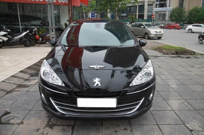 Peugeot  sản xuất năm 2015 Số tự động Động cơ Xăng