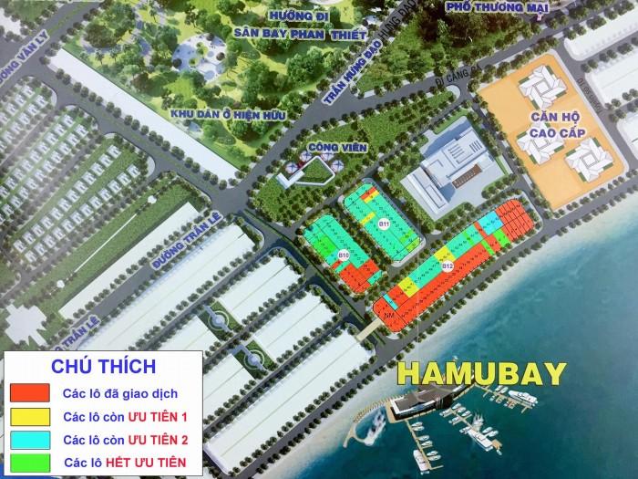 Bán đất dự án Hamubay, đất biển Phan Thiết, đất biển Bình Thuận