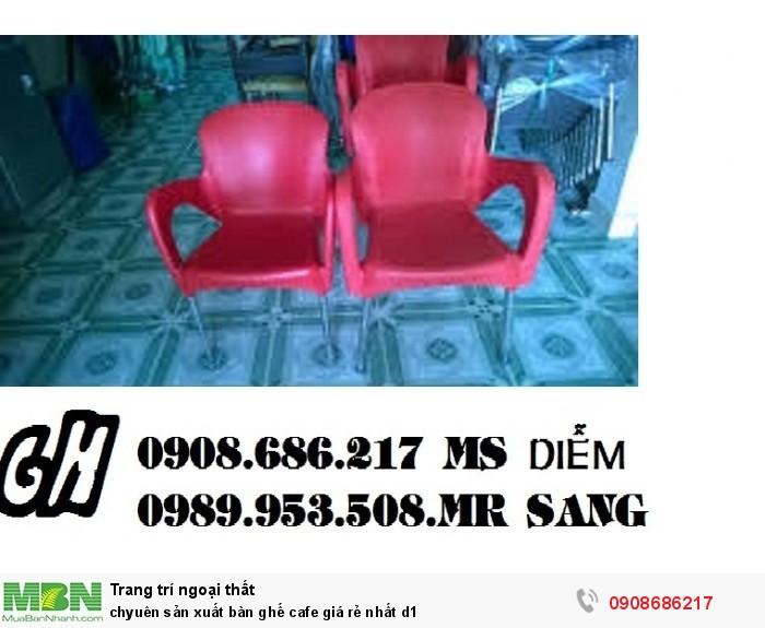 Chuyên sản xuất bàn ghế cafe giá rẻ nhất z15