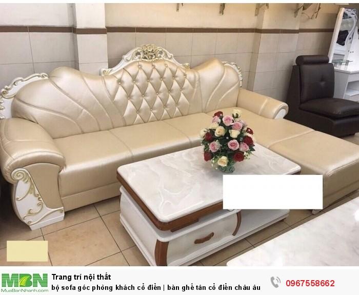 sofa phòng khách góc kiểu cổ điển Cần Thơ Tây Ninh3