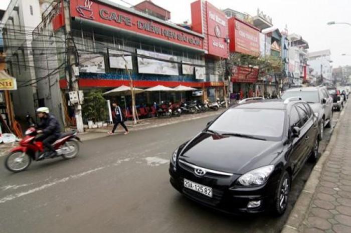 8 tầng thang máy mặt phố Nguyễn Khang-Quan Hoa kinh doanh, dịch vụ tuyệt vời Cầu Giấy
