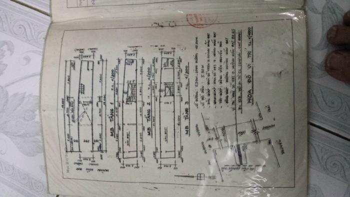Bán gấp nhà mặt tiền đường Huỳnh Mẫn Đạt, P.8 Q.5