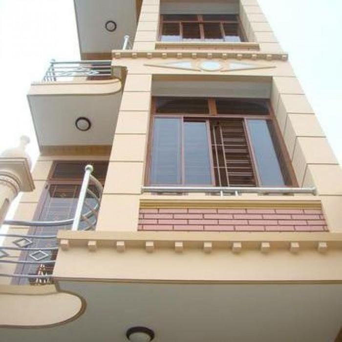 Bán gấp nhà mặt tiền Nguyễn Oanh, 5x18m, 14 tỷ, 3 tầng.