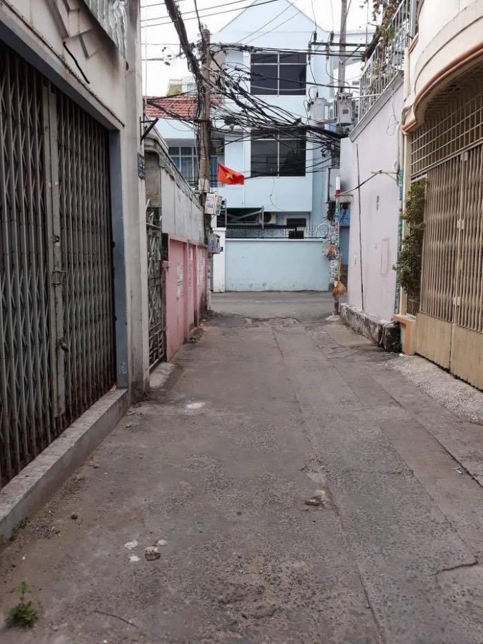 Bán nhà HXH Lê Lai, Gò Vấp, 84m2, ngang 5, giá SỐC