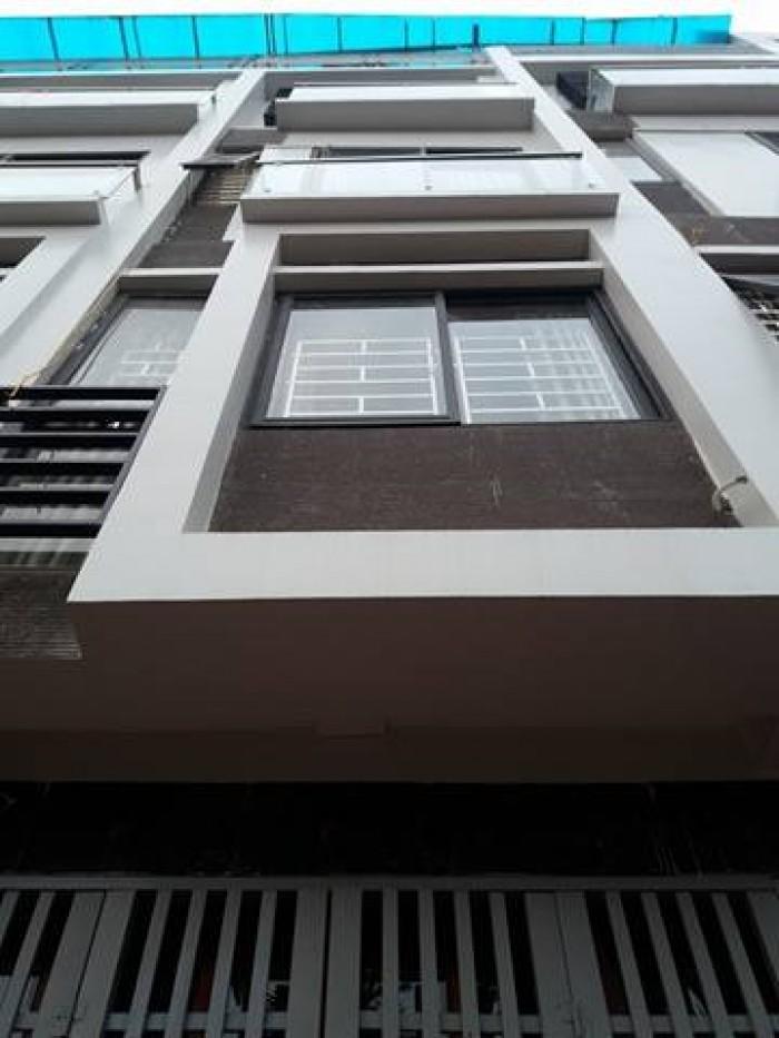 Bán nhà HXH Nguyễn Kiệm, Gò Vấp, 75m2, ngang 5