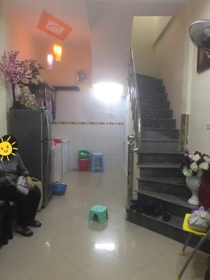 Bán nhà Trần Khát Chân 27m2 mặt tiền 3,7m