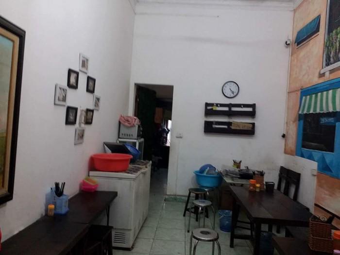 Bán nhà mặt phố Vũ Hữu, 48m2, 3 tầng, mặt tiền 3.5m
