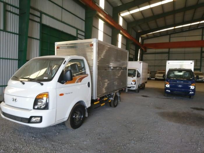 Hyundai Porter 1.5T giao ngay, giá rẻ
