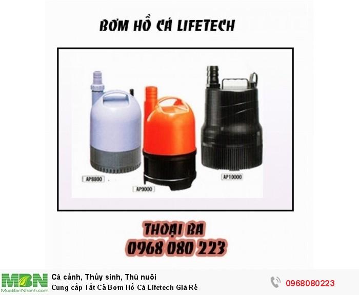 Cung cấp Tất Cả Bơm Hồ Cá Lifetech Giá Rẻ1