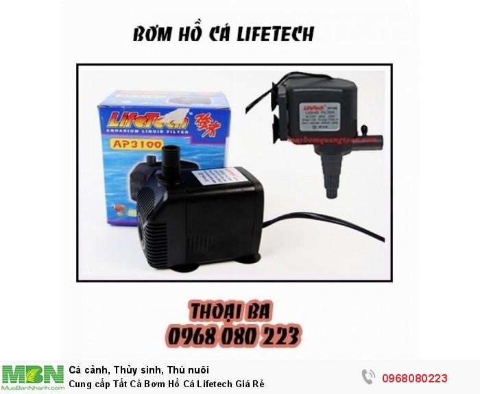Cung cấp Tất Cả Bơm Hồ Cá Lifetech Giá Rẻ0