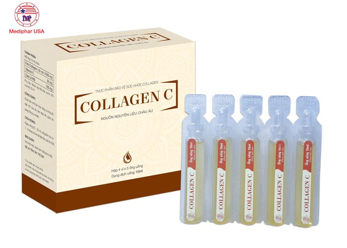Collagen C ống 10ml
