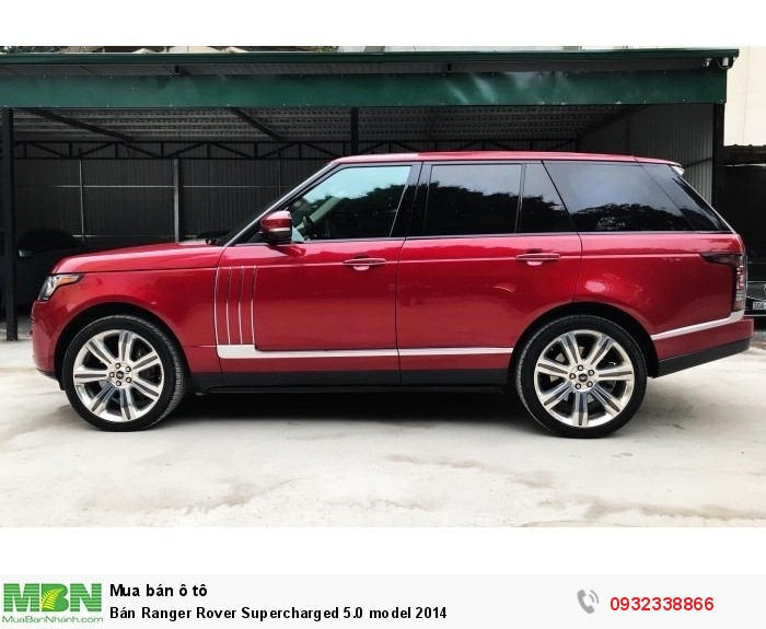 Bán Ranger Rover Supercharged 5.0 model 2014 1