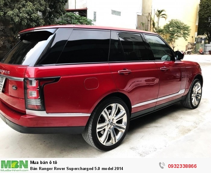 Bán Ranger Rover Supercharged 5.0 model 2014 9