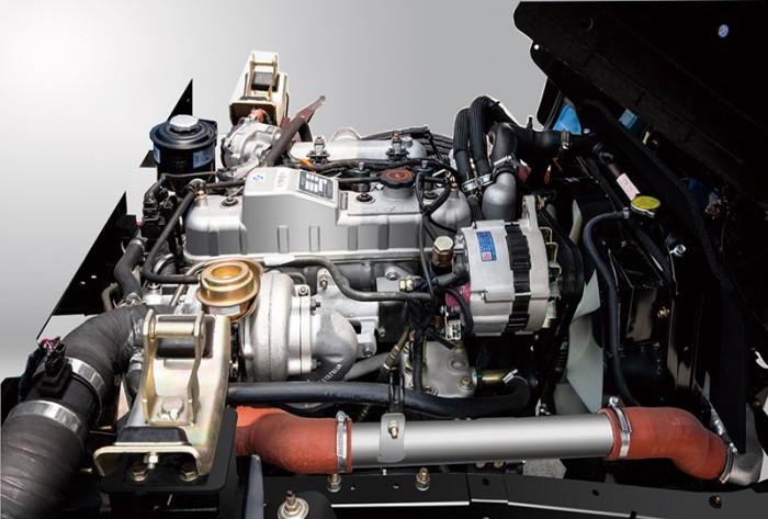 Xe tải nhẹ JAC 2,4 tấn chính hãng thùng siêu dày