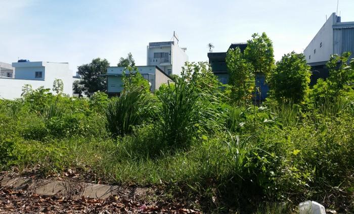 Đất thổ cư sổ hồng riêng 5x12 chợ Bà Hom