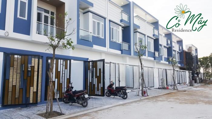Nhà sổ hồng riêng 1 trệt 2 lầu phường Thạnh Xuân,q12