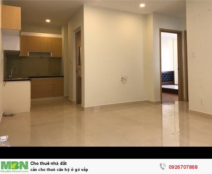 Cần cho thuê căn hộ ở Gò Vấp