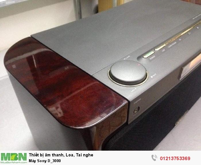 Máy Sony D_30001