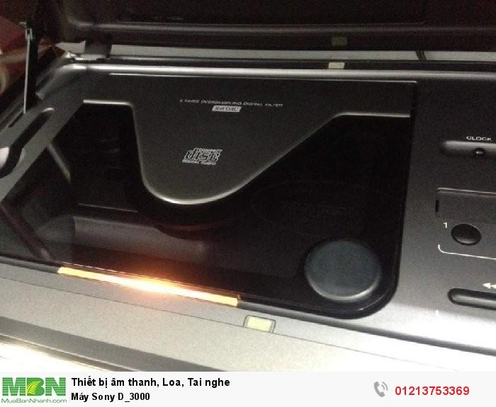 Máy Sony D_30002