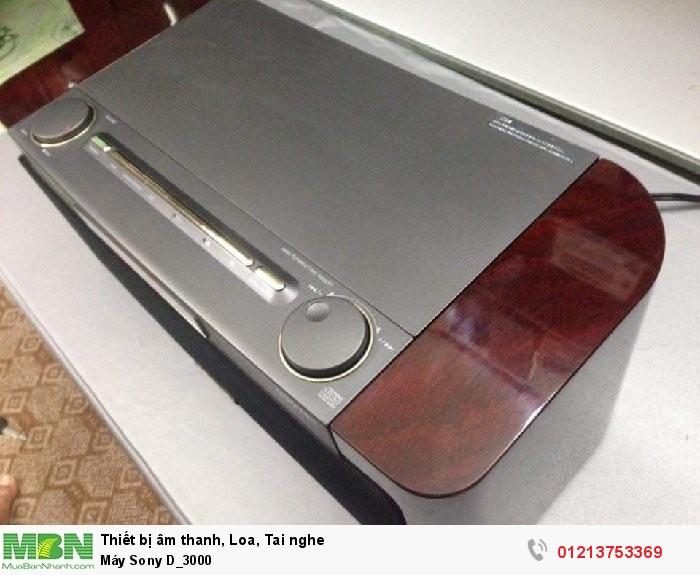 Máy Sony D_30003